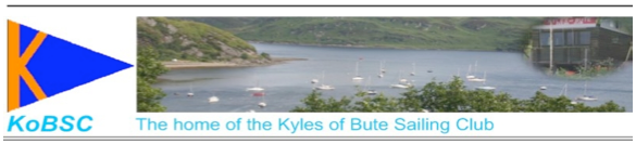 Kyles Of Bute Sailing Club